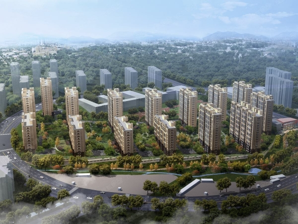 济南鲁能-领秀城