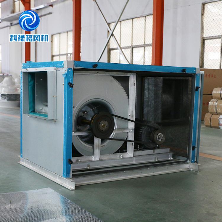 BDF低噪声送排风风机箱