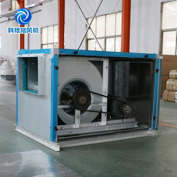 天津BDF低噪声送排风风机箱